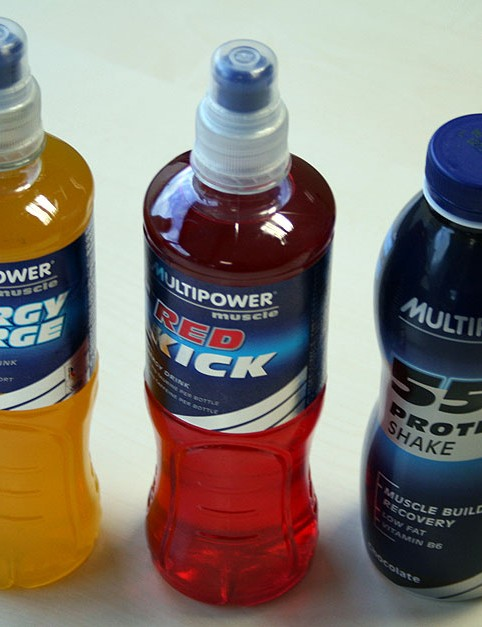 Multipower drinks