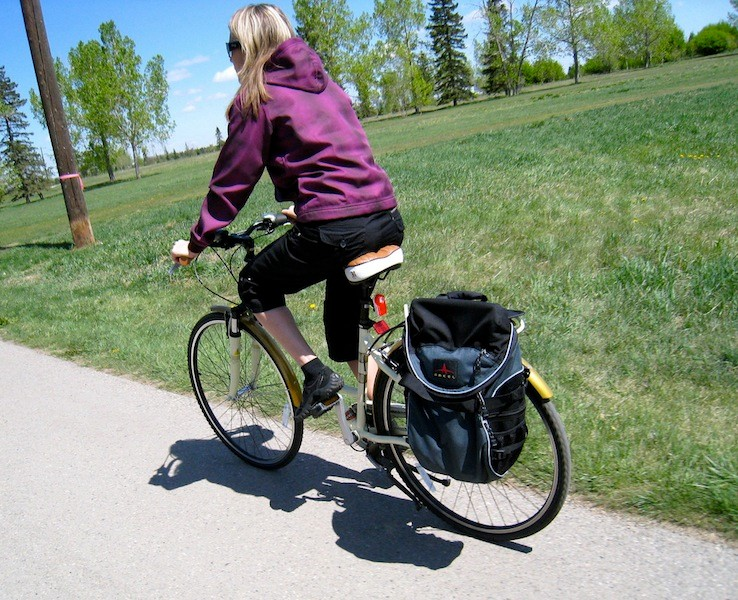 The gap in the trail system may deter some bike commuters and recreational riders