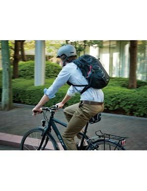 Shimano TSUKINIST commuter backpack