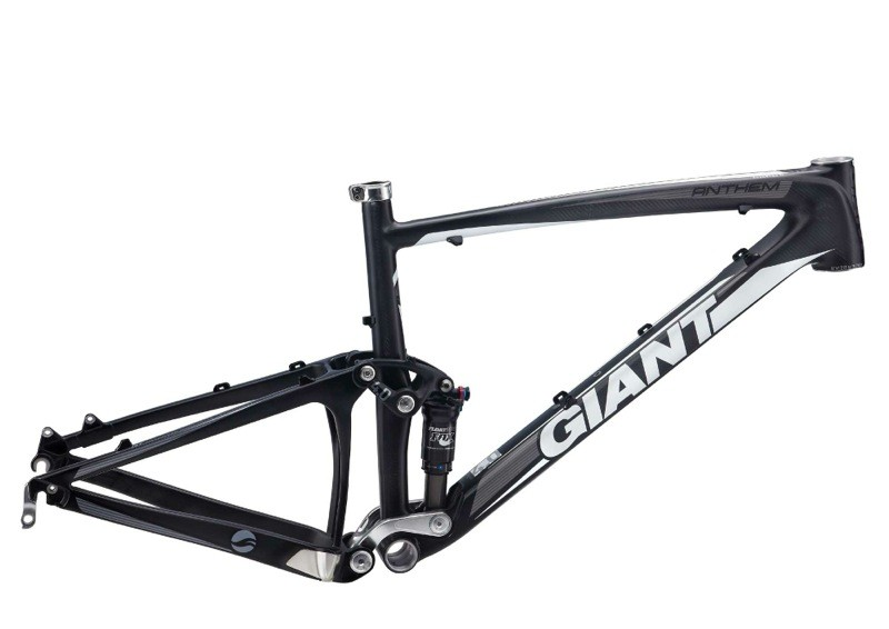 d3ffc9a988f Giant sell the Anthem X Advanced SL frameset for US$3,200, which is at the