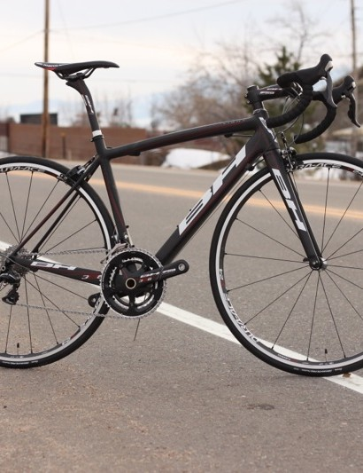 BH's new flagship road bike, the Ultralight