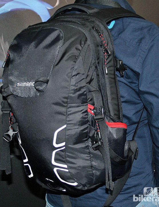 The TSUKINIST – a blend of tsukin, Japanese for commuting, and cyclist – is aimed at urban riders, with a choice of 20l (£80) or 30l (£90) capacity and some neat features including a breathable back panel, padded laptop section, a smartphone pocket on the shoulder strap and a bright coloured rain cover
