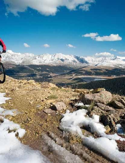 Colorado Trail, Colorado