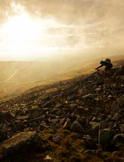 Western Dales. Best comment Sean Booker: Ahh Mordor. There's some good riding there...