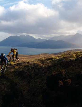 Epic Scottish singletrack: suggestion by Craig Ireland.