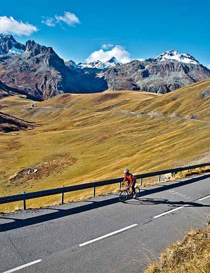 High mountain pass: suggestion by Daniel Loots.