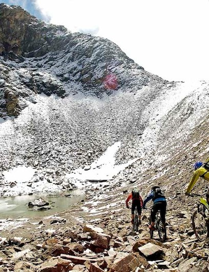 Rey and company claim the 'first descent' of the Roopkund trek