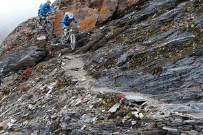 The Roopkund is strenuous on foot and treacherous by bike