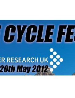 All entry proceeds from the weekend go to Cancer Research UK