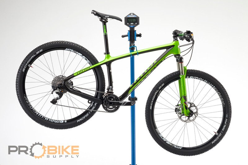 At Pro Bike Supply the medium complete bike weighed in at 20lb 7oz