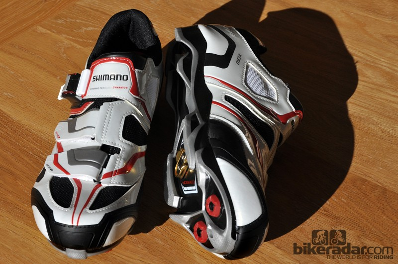 Shimano XC60 mountain bike shoes