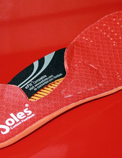 eSoles Custom Footbed