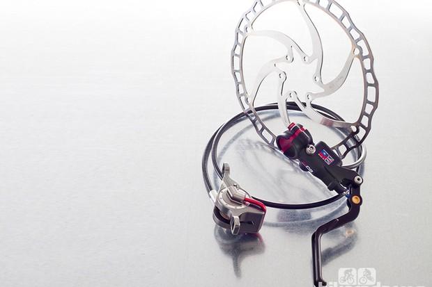 Ashima PCB (Pan Cake Brake) disc brake