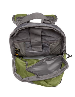 The Timbuk2 Especial Dos backpack has a laptop sleeve designed for up to a 13in screen