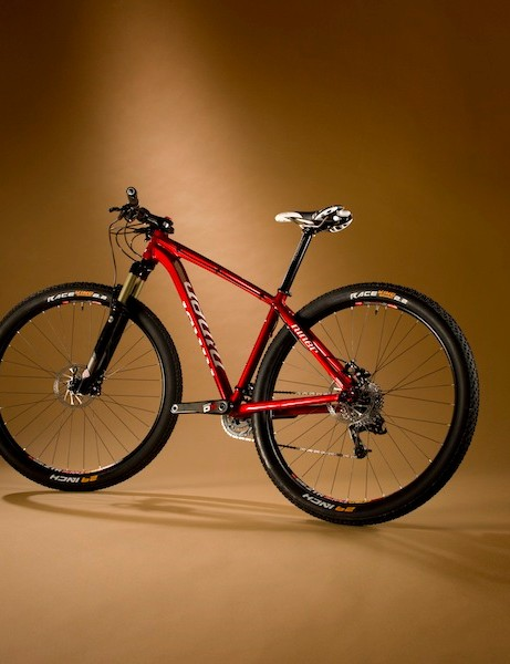 Niner's entry-level 6000-series alloy E.M.D. 9