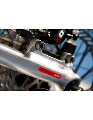 Is one feature missing? We would have liked to see a direct post-mount brake mount on Air 9