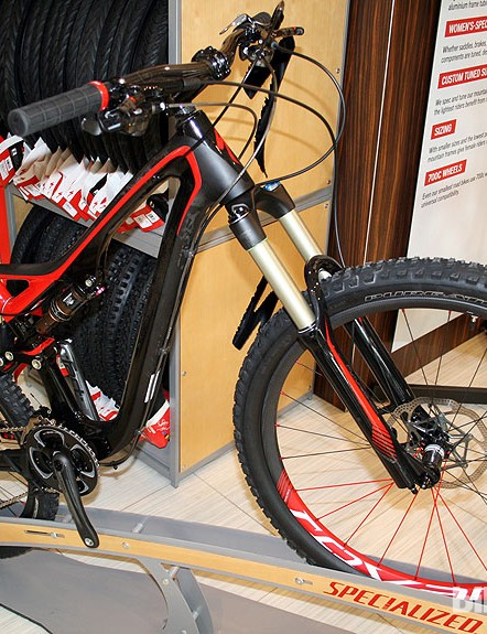 The Stumpjumper has come a long way in 31 years. Here's the newest version, the S-Works Stumpjumper FSR