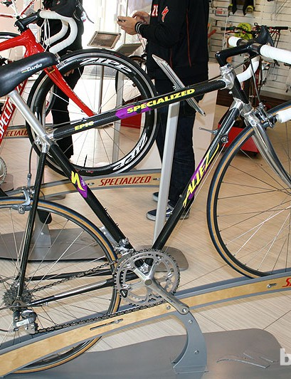 The 1990 Specialized Allez Epic