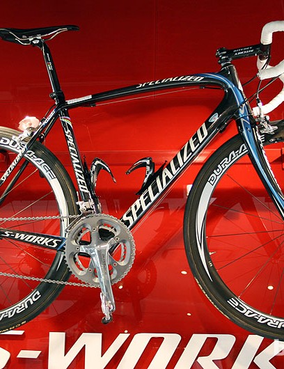 The 2007 Tarmac SL2 was the first time Specialized involved professional road teams directly in bike development. They used their sponsorship of the Gerolsteiner team to use feedback from riders to design the SL2