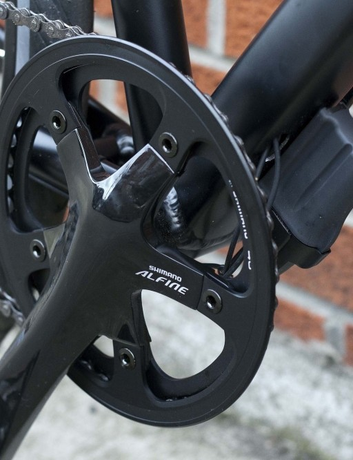 The Alfine Crankset