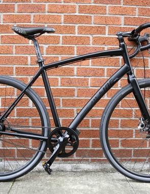 Shimano Alfine Di2 equipped bike