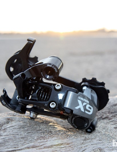 Retail price of the new SRAM X9 Type 2 rear derailleur is just US$116. At just a 15g weight penalty over the X0 Type 2 version, this looks to be far and away the performance bargain of the two