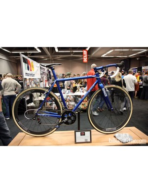Shamrock Cycles built this 'cross machine as a