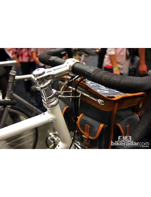 NAHBS is always good for showing what's available in high-end bags, too