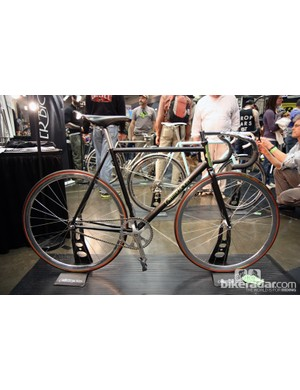 This Winter Bicycles track bike looks set to hit the velodrome