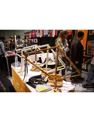 Italian builder Zullo once again made the trip overseas to NAHBS