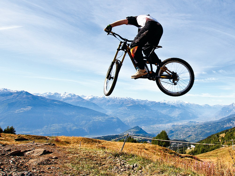 The Operator is one of the best entry level downhill bikes we've ridden. It's simple and effective, and we love it