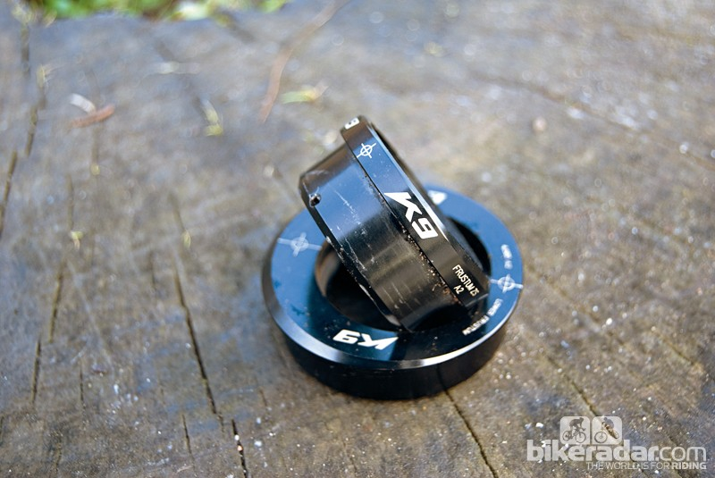 K9 ARC angle-adjust headset