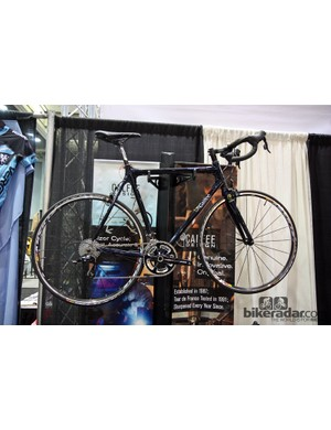 Calfee now offers the Luna Pro as a complete bike costing as little as US$3,500.