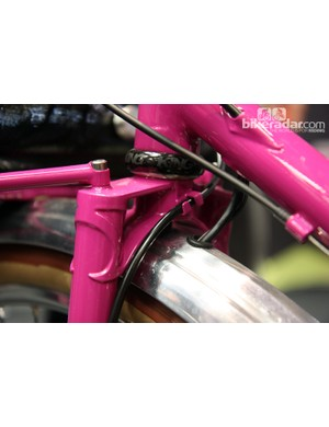 Thorough cable routing detailing from Tony Pereira.