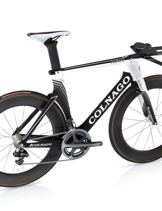 Colnago K.Zero time trial bike