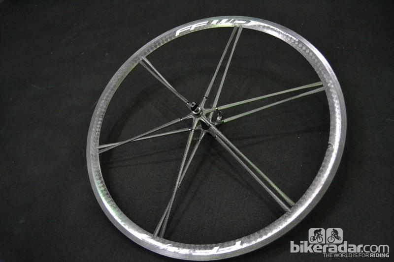 FFWD Ghost road wheelset