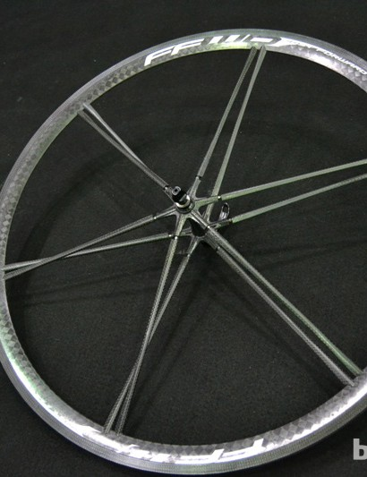 FFWD Ghost road wheelset