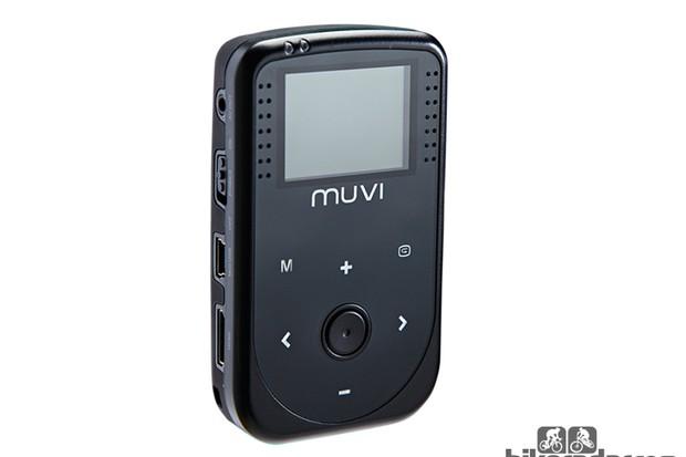 Muvi HD10+ video camera