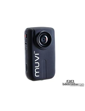 Muvi HD10+ video camera viewfinder