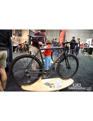 Nick Crumpton is among the most highly sought-after handmade builders in carbon fiber