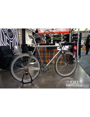 Demon Frameworks won 'Best Road Bicycle' at NAHBS for this stunning steel machine