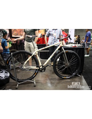 Groovy Cycleworks are also good for ornate paint at NAHBS