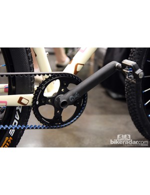 Groovy Cycleworks also offer their own chromoly cranks