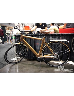 Renovo once just had a single bike at NAHBS but this year brought a flotilla of machines to Sacramento