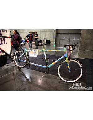 This Land Shark tandem provides a giant canvas for the custom paint