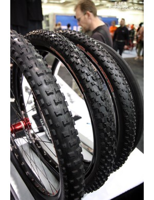Kirk Pacenti now offers four 650b tires under his own brand name. Lots of major manufacturers are now following suit