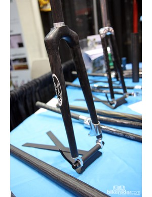 Wound-Up's forks aren't the lightest available but their customizable nature makes them a popular choice at NAHBS