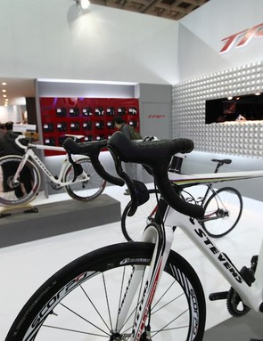 TRP at the Taipei Cycle show