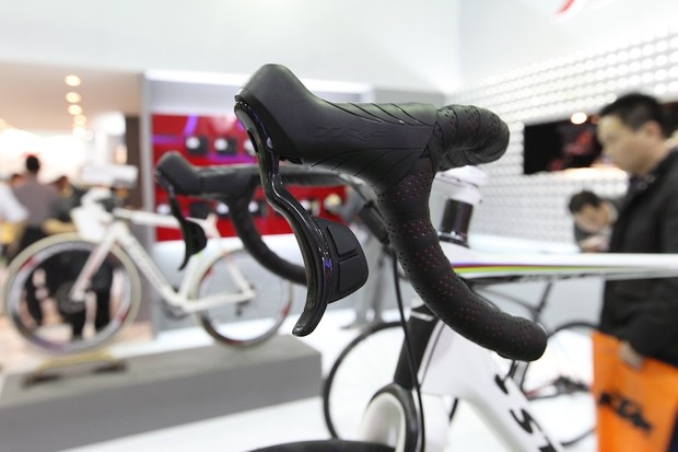 TRP's new Hywire plug-and-play Shimano Di2 hydraulic brake system