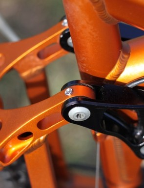 Turner use IGUS Journal Bearings for their suspension bikes' pivots